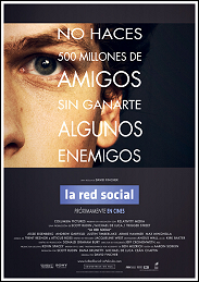 Cartel: La red social (x_luka)