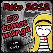Reto 50 tomos manga